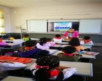 马岭镇平寨小学开展了禁毒教育宣传活动